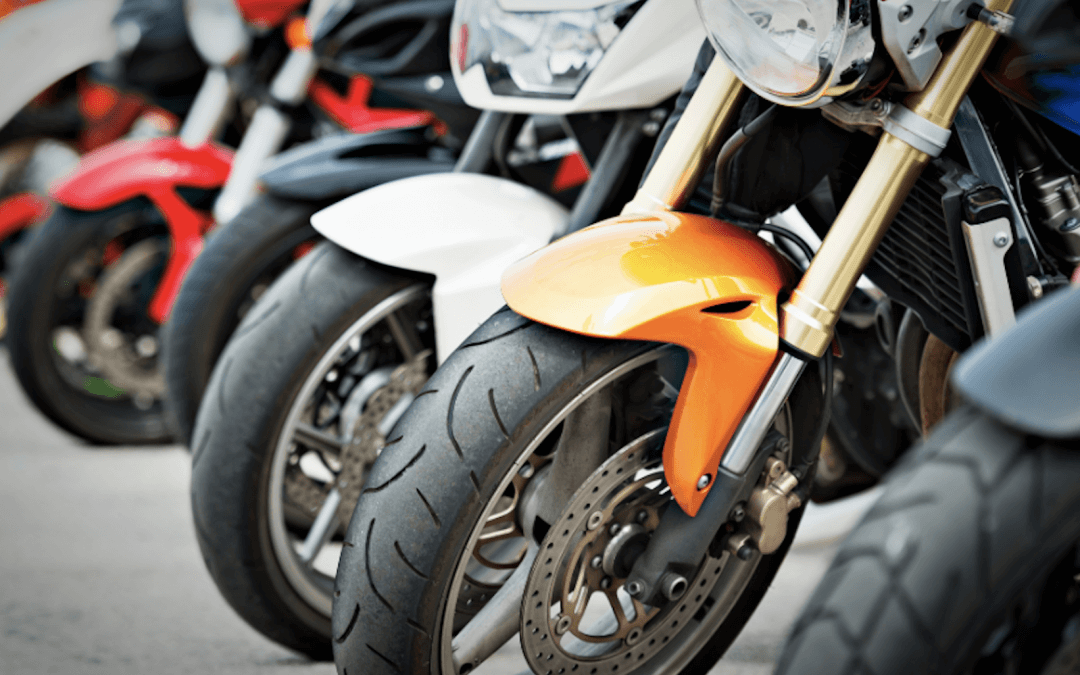 Can you fix a dent on my motorbike in Lancashire?