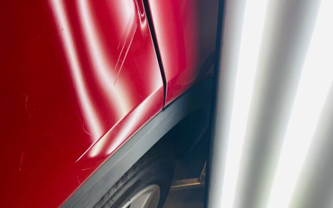 What is PDR in Manchester? (Paintless Dent Repair)