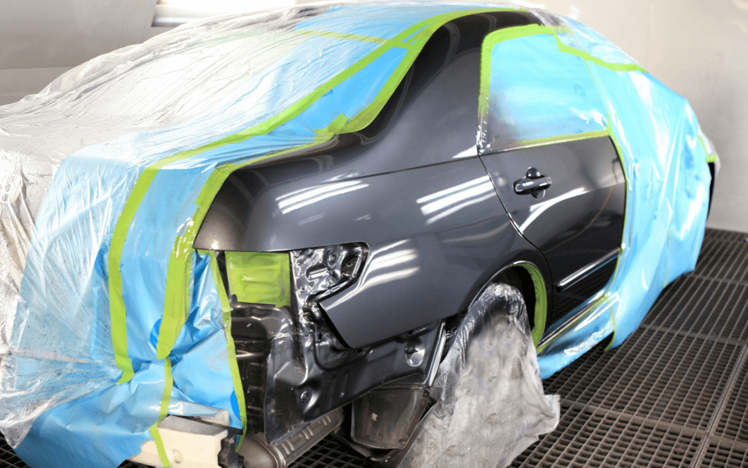 Why is repainting my car bad?  Preston UK